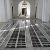 Отопление в больших помещениях с высокими потолками