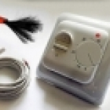 Готовые комплекты для кабельного теплого пола Warmex