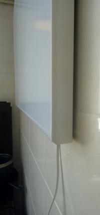 03 Карбоновая инфракрасная нагревательная панель Infraterm 90 ватт