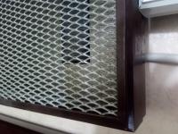 10. Миканитовая инфракрасная нагревательная панель обогреватель Infraterm 3000 Вт с плавной регулировкой температуры нагрева