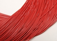 Луженый медный многожильный термоустойчивый провод в силиконовой изоляции
