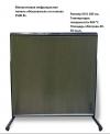 Миканитовая инфракрасная панель обогреватель на ножках Infraterm 2500 Вт.