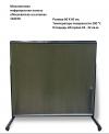 Миканитовая инфракрасная панель обогреватель на ножках  Infraterm 1100 Вт.