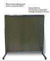 Миканитовая инфракрасная панель обогреватель на ножках  Infraterm 1400 Вт.
