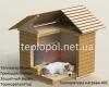 2-2 Отопление, подогрев будок и вольеров для собак 50х75см