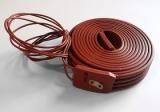 Нагревательный элемент силиконовый высокотемпературный Ag ЛНС