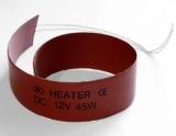 Нагревательный элемент силиконовый высокотемпературный ПГС 500