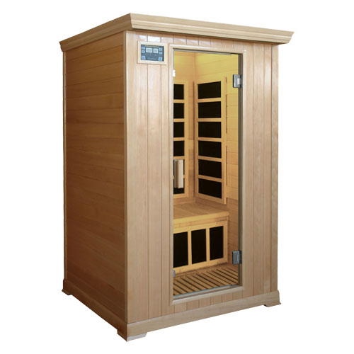 2 infrared sauna kit fhf
